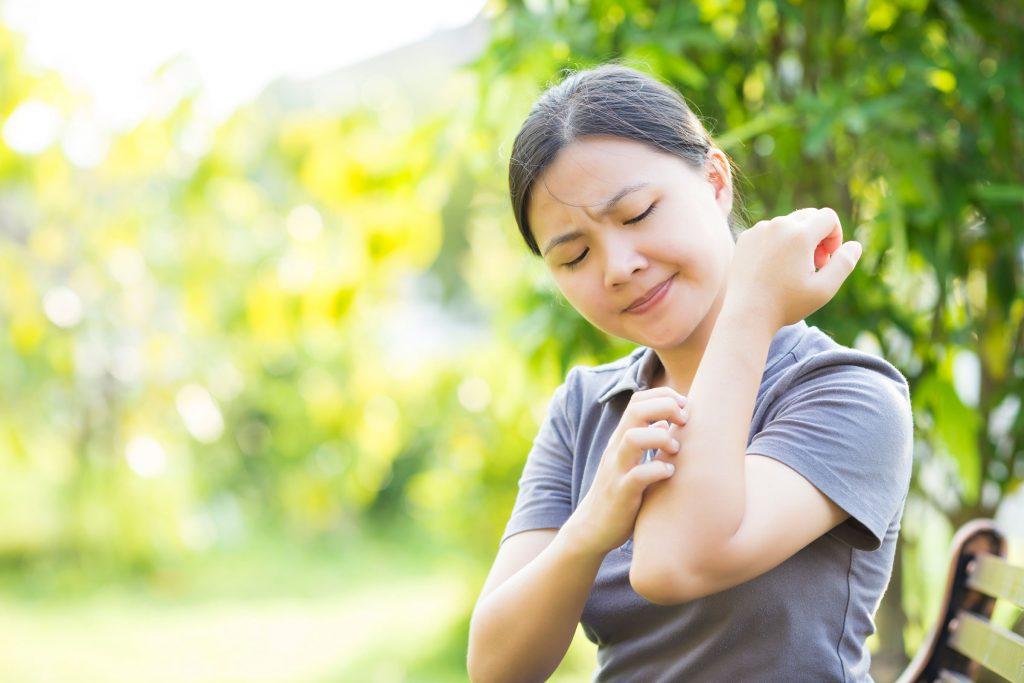 Кожни алергии - симптоми и лечение